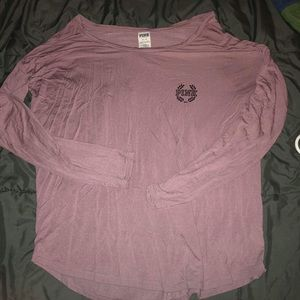 Victoria secret soft long sleeve